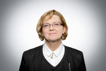 Dipl.-Jur. Angelika Baier - Prokuristin Beratung und Personal