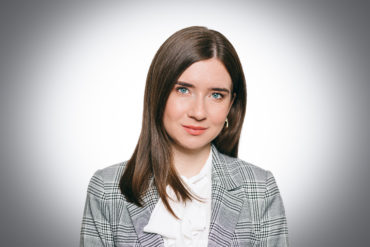 Anna Orekkova - Werkstudentin REMO