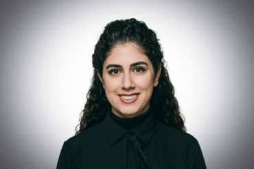 Pune Farajzadeh Fard - Community Managerin